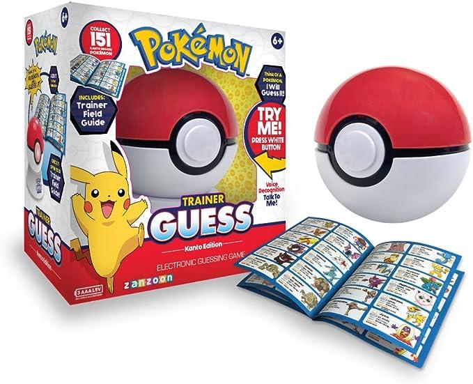 Pokémon Trainer - (Versión en inglés): Amazon.es: Juguetes y juegos