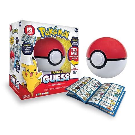 Pokémon Trainer - (Versión en inglés)