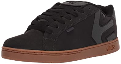 9c9ef0171b54 Etnies Fader, Chaussures de Skateboard Homme, Gris (Charcoal 010), 37 EU
