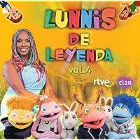 Lunnis De Leyenda Vol. 4