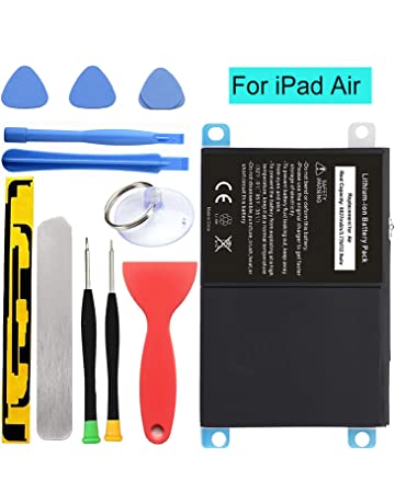 HDCKU New Battery for iPad Air Battery Replacement Kit for iPad 5 Generation A1474, A1475