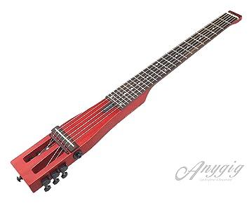 Anygig AGN SE - Cuerdas de nailon para guitarra clásica (con funda ...