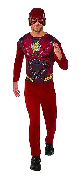 Marvel - Disfraz de Flash para hombre f6ce094e421