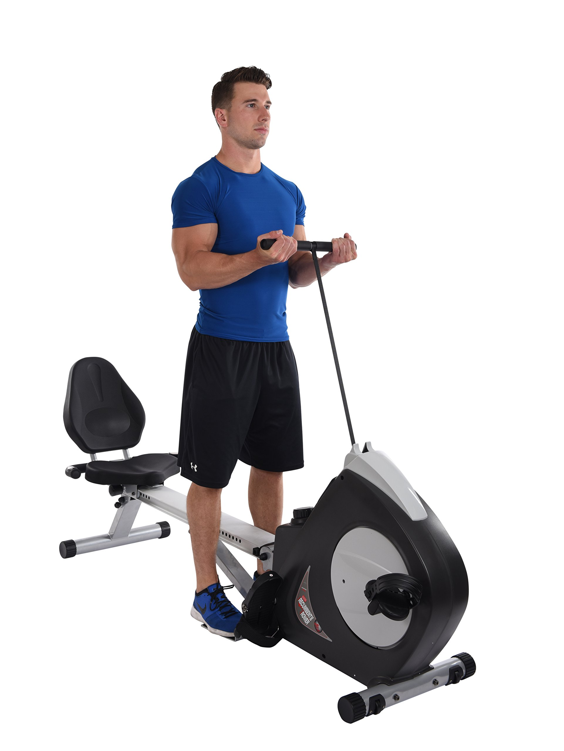Stamina 15-9003 Deluxe Conversion II Recumbent / Rower by Stamina (Image #5)