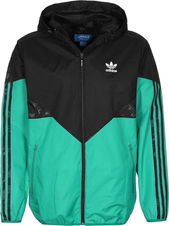chaqueta adidas verde y blanca fbb5856565b9a