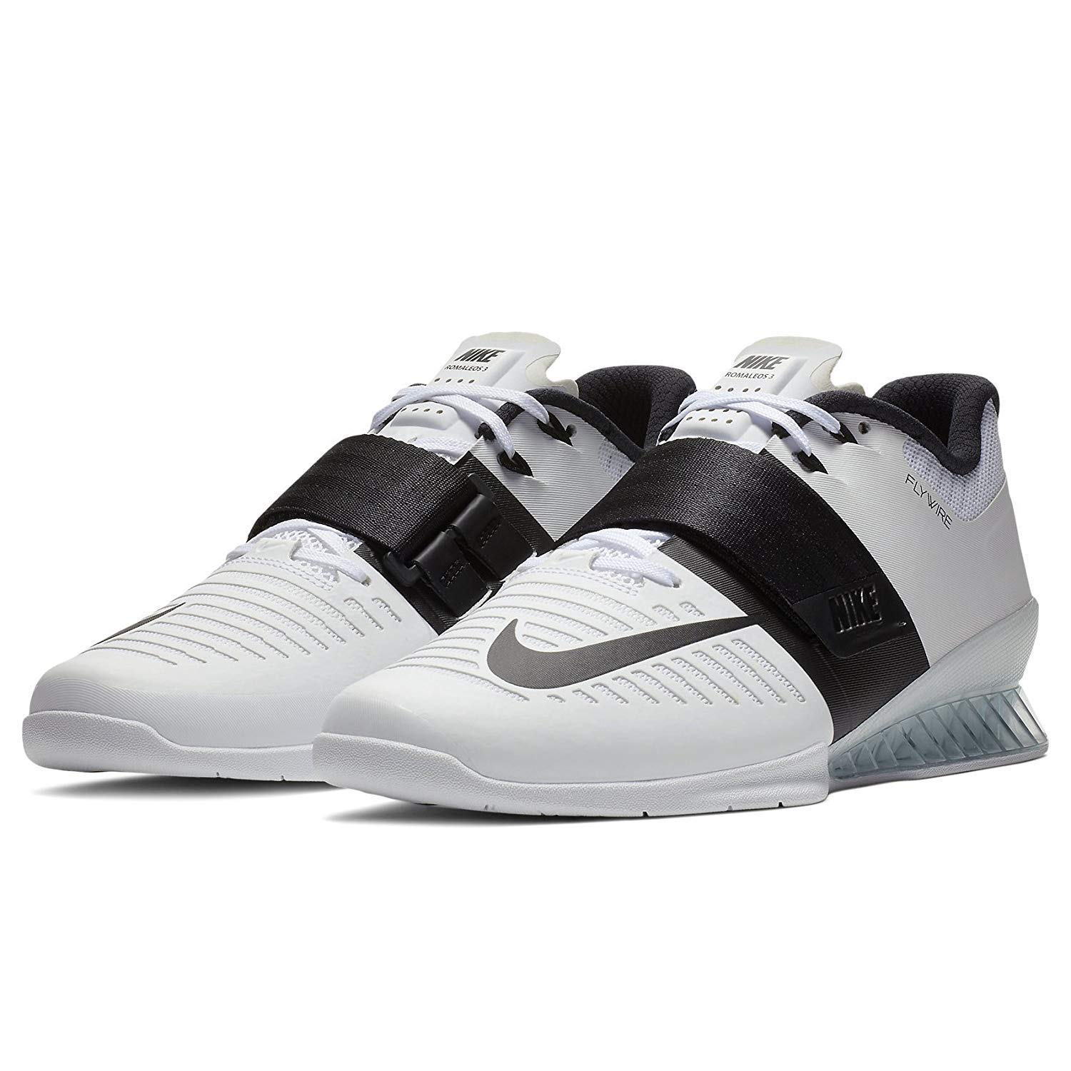 half off 81cbf 367f5 Amazon.com  Nike Mens Romaleos 3 Weightlifting Shoes  Fitness   Cross-Training