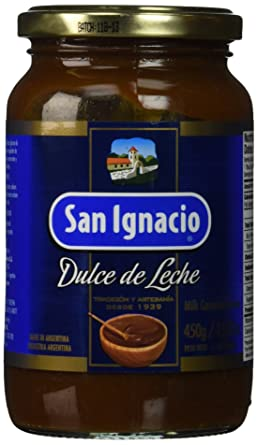 San Giuliano San ignacio dulce de leche con leche, unta de mantequilla, 15.87 onzas
