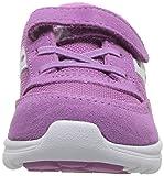 Saucony Girls' Baby Jazz Lite Sneaker Purple 8