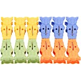 Ketsaal cloth Hanging Clip SET of 12 pieces( 1 dozen)