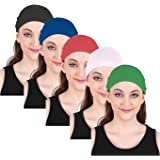 Colorfly Helmet Cap , Best As A Helmet Liner, Covers Ears And Wicks Mositure (White /Blue /Red /Off White / Green)