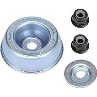 Ruiboury 4pcs / Set lámina STIHL, para desbrozadora del Metal de fijación Kit de reemplazo de STIHL Strimmer…