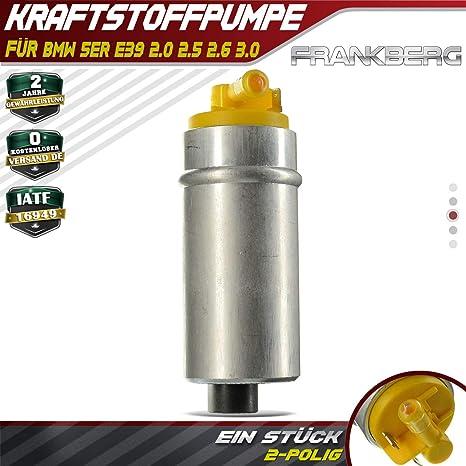 Pompe à Carburant Bmw Serie 5 E39 530d 3.0 d