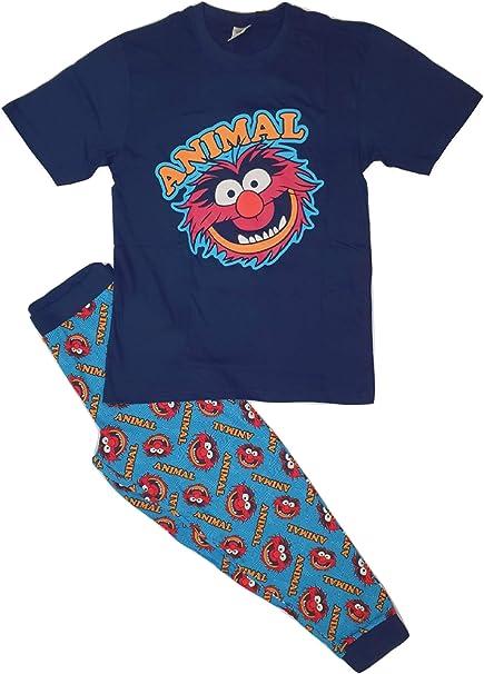 Disney Mens The Muppets Pajamas Animal