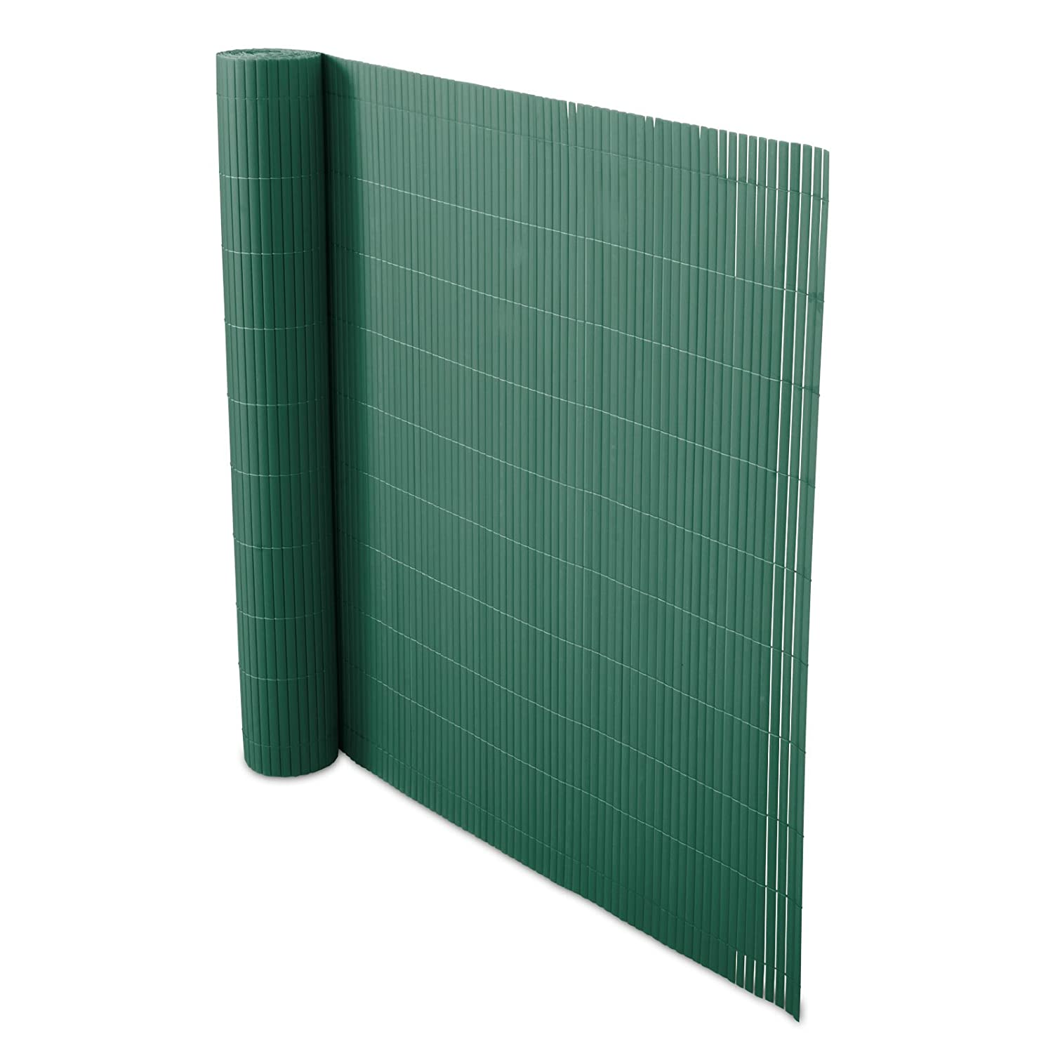 7 Sizes Available 150 x 500 cm Green casa pura PVC Garden Screen Fence Protective Screening Fence