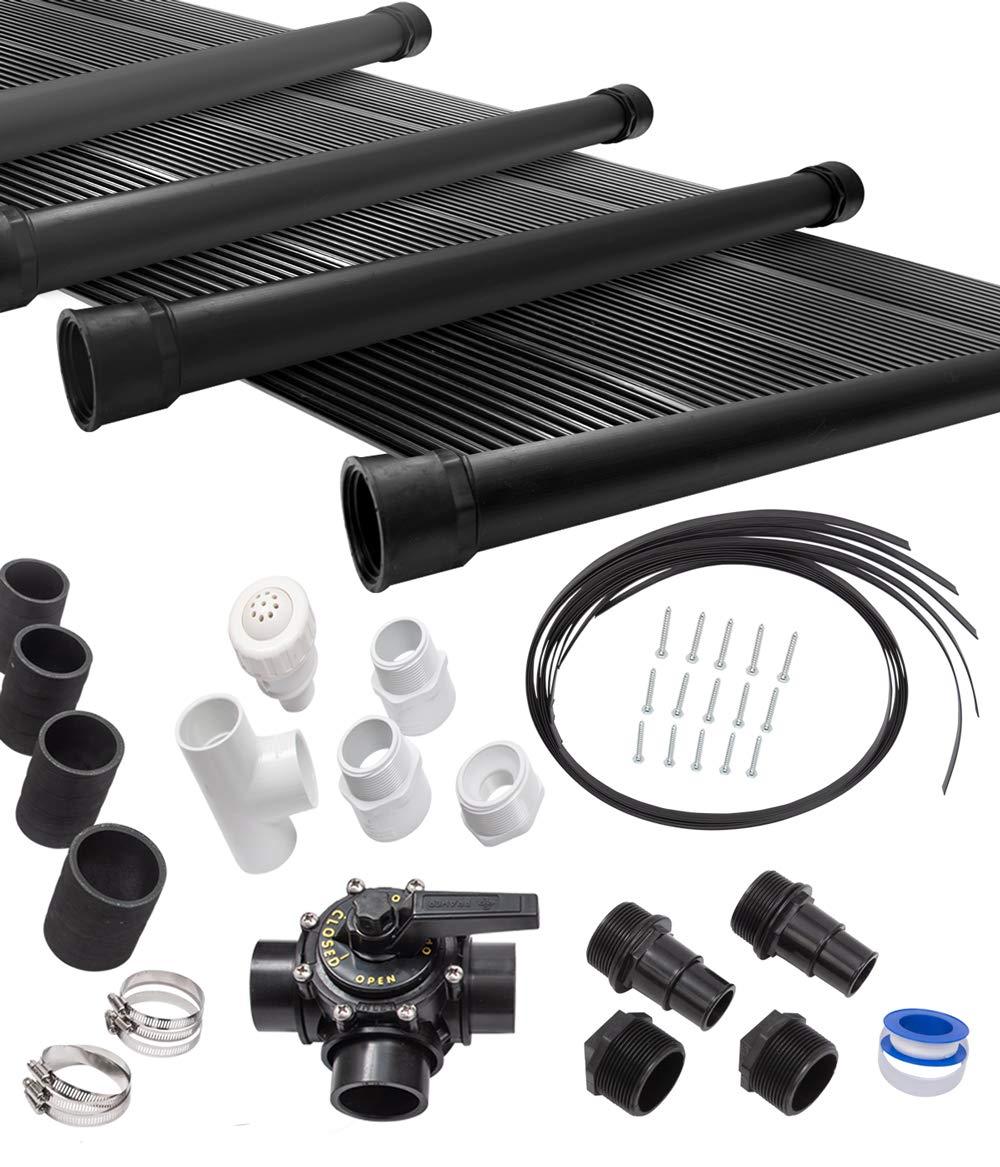 SunQuest inground Solar Powered Pool Heater