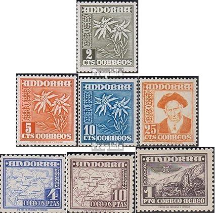 Prophila Collection Andorra - españolas Correos 52-58 (Completa ...
