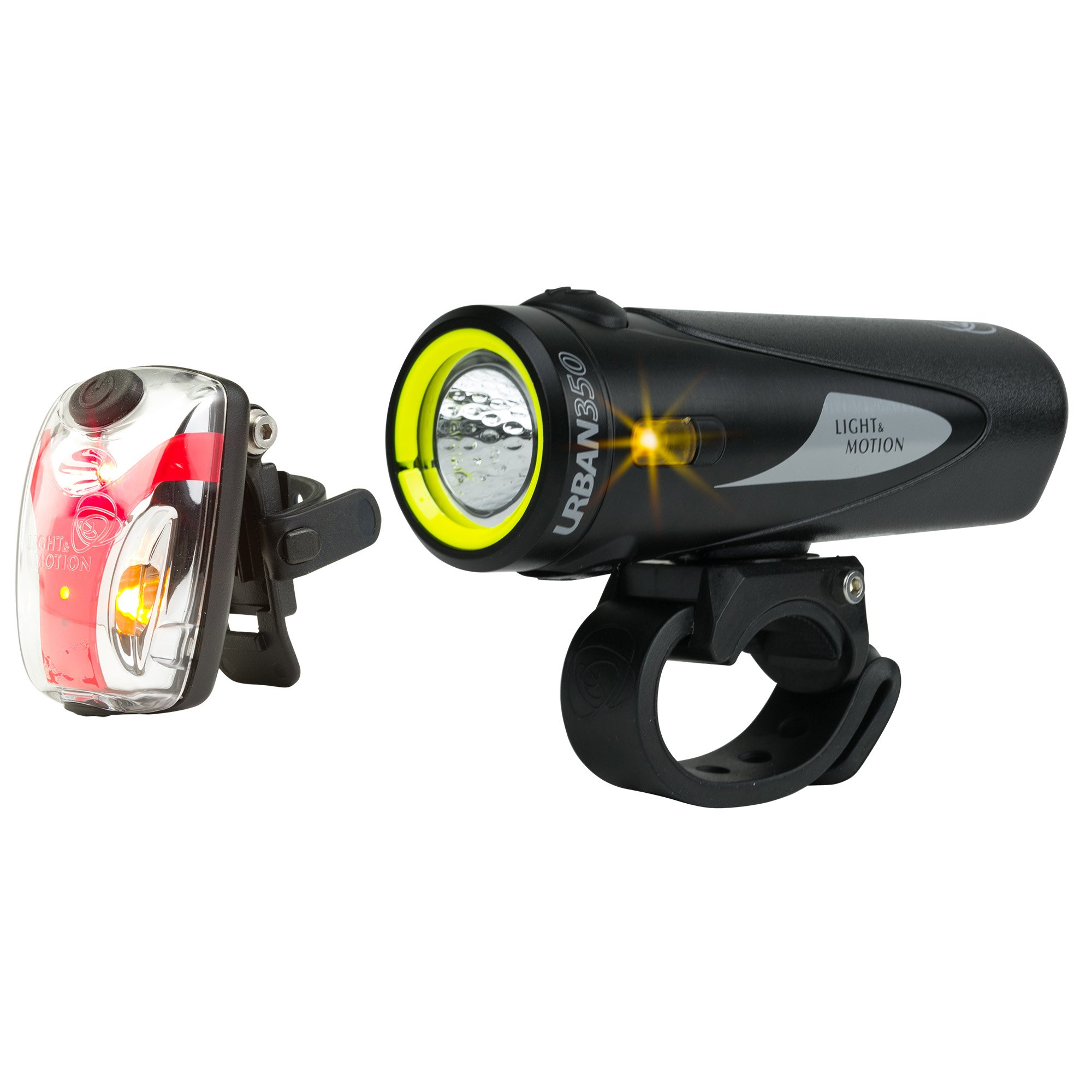 Light & Motion Urban 350 Combo Bike Light Kit
