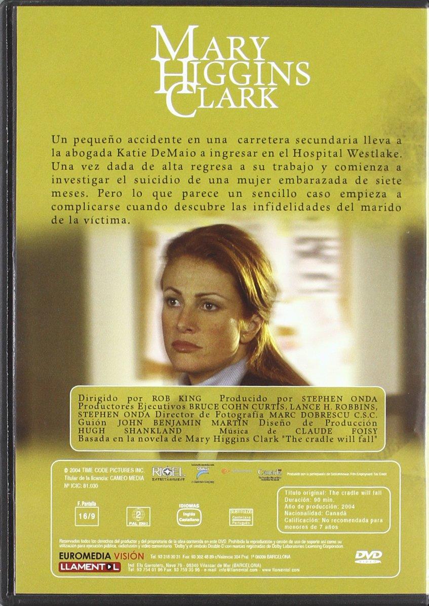 Pack Mary Higgins Clark [DVD]: Amazon.es: Laura Leighton, Diego Wallr, Max Martini, Gabrielle Anwar, Brandy Ledford, Gedeon Burkhard, Varios, Michael Storey ...