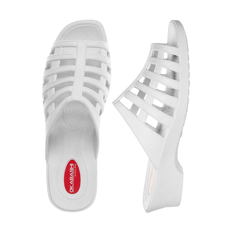 Sandals Okabashi Women/'s Sienna Flip Flops