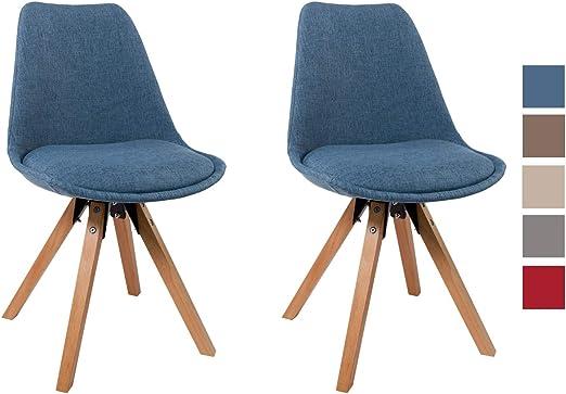 Duhome 2er Set Stuhl Esszimmerstühle Küchenstühle