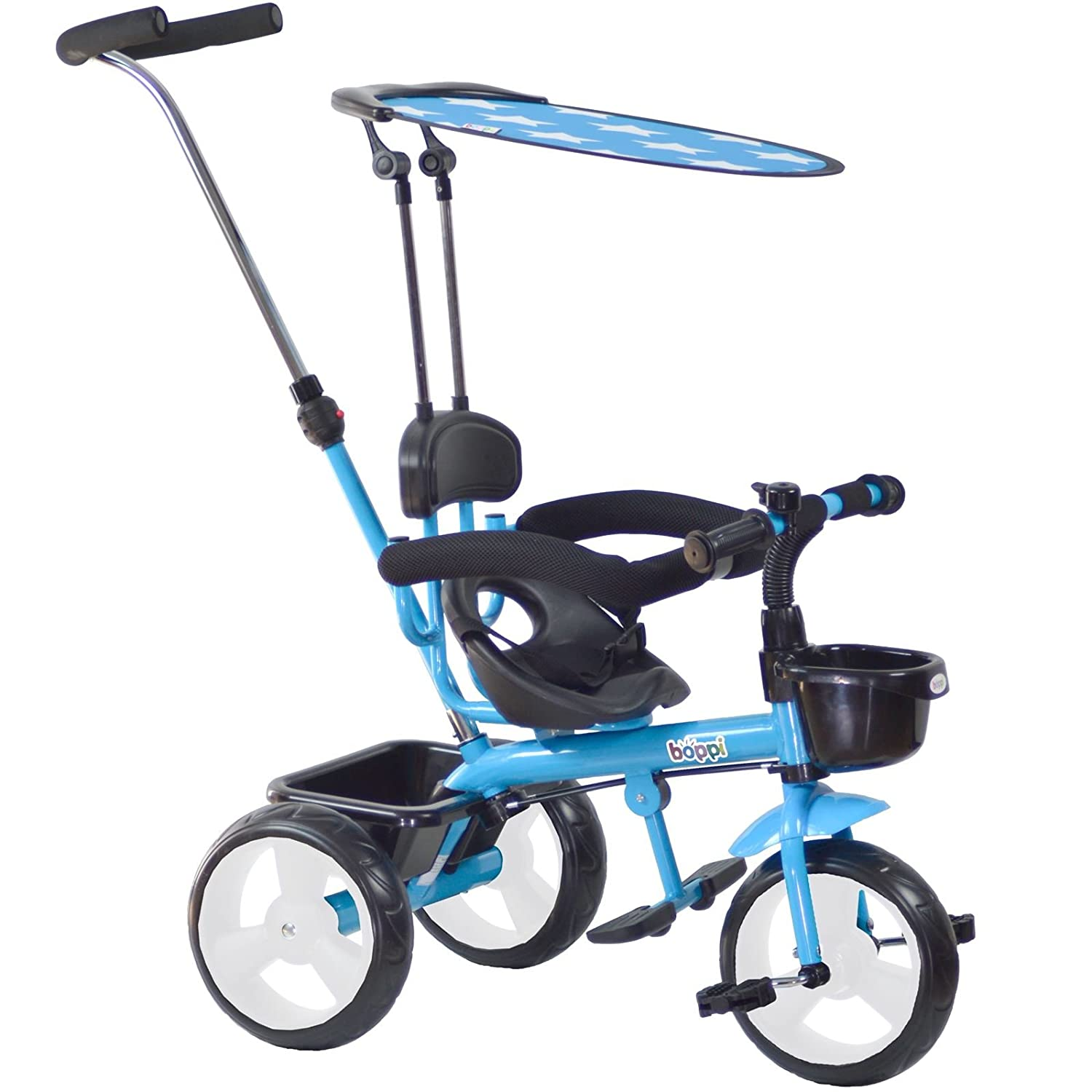 boppi 4 in 1 Childrens B01LBC669E Trike Tricycle 9-36 9-36 Months Trike - Blue 141[並行輸入] B01LBC669E, アナミズマチ:be8e7f93 --- number-directory.top