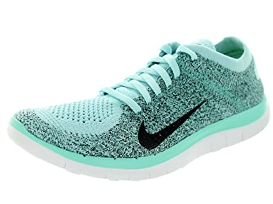 purchase cheap 98659 ebbd5 Amazon.com | Nike Free 4.0 Flyknit Women's Running Shoes ...