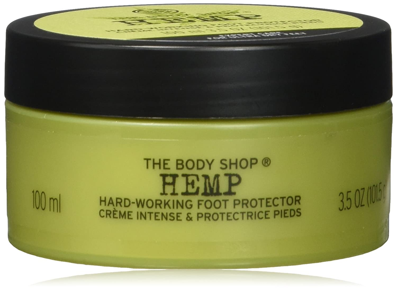 The Body Shop Hemp Hard-Working Foot Protector - 100ml