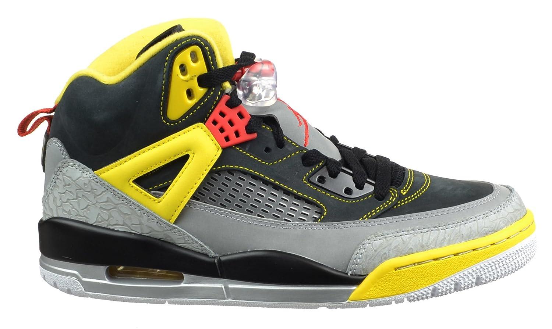 size 40 0dfc8 f925d Jordan Spizike 3M Men s Shoes Black Challenge Red-Metallic Silver-Tour  Yellow Black Challenge Red-Metallic Silver-Tour Yellow 315371-050-11.5   Amazon.co.uk  ...