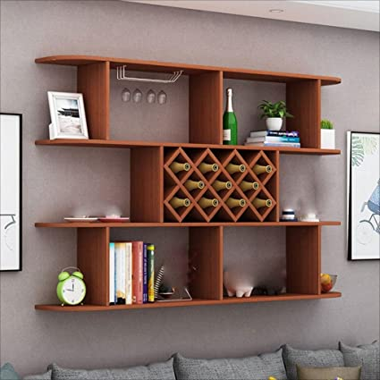 Amazon Com Betty Modern Restaurant Wine Rack Wine Cabinet