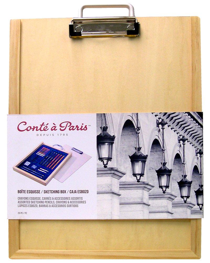 Conte a Paris Sketching Gift Box