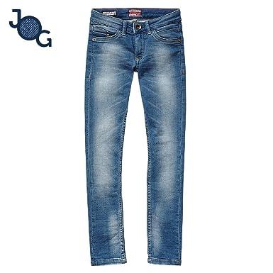 37758195bbcb75 Vingino Vingino Mädchen Lange-Hosen Jeanshosen  Amazon.de  Bekleidung