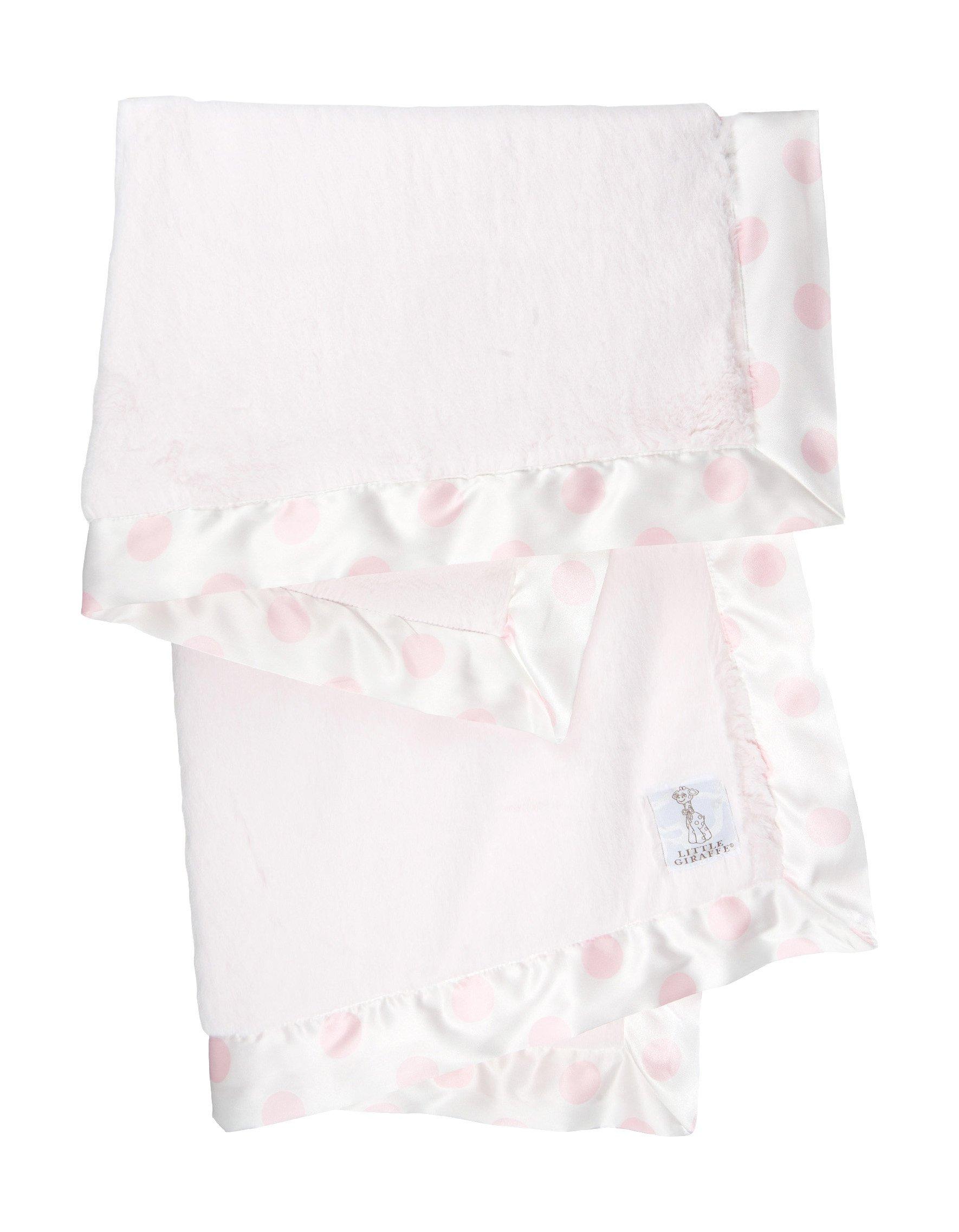 Luxe Dot Baby Blanket
