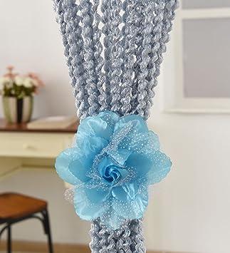 lianjun innen threaded string vorhang diy raumteiler fur fenster zimmer schaufensterdekor 5 farben 3