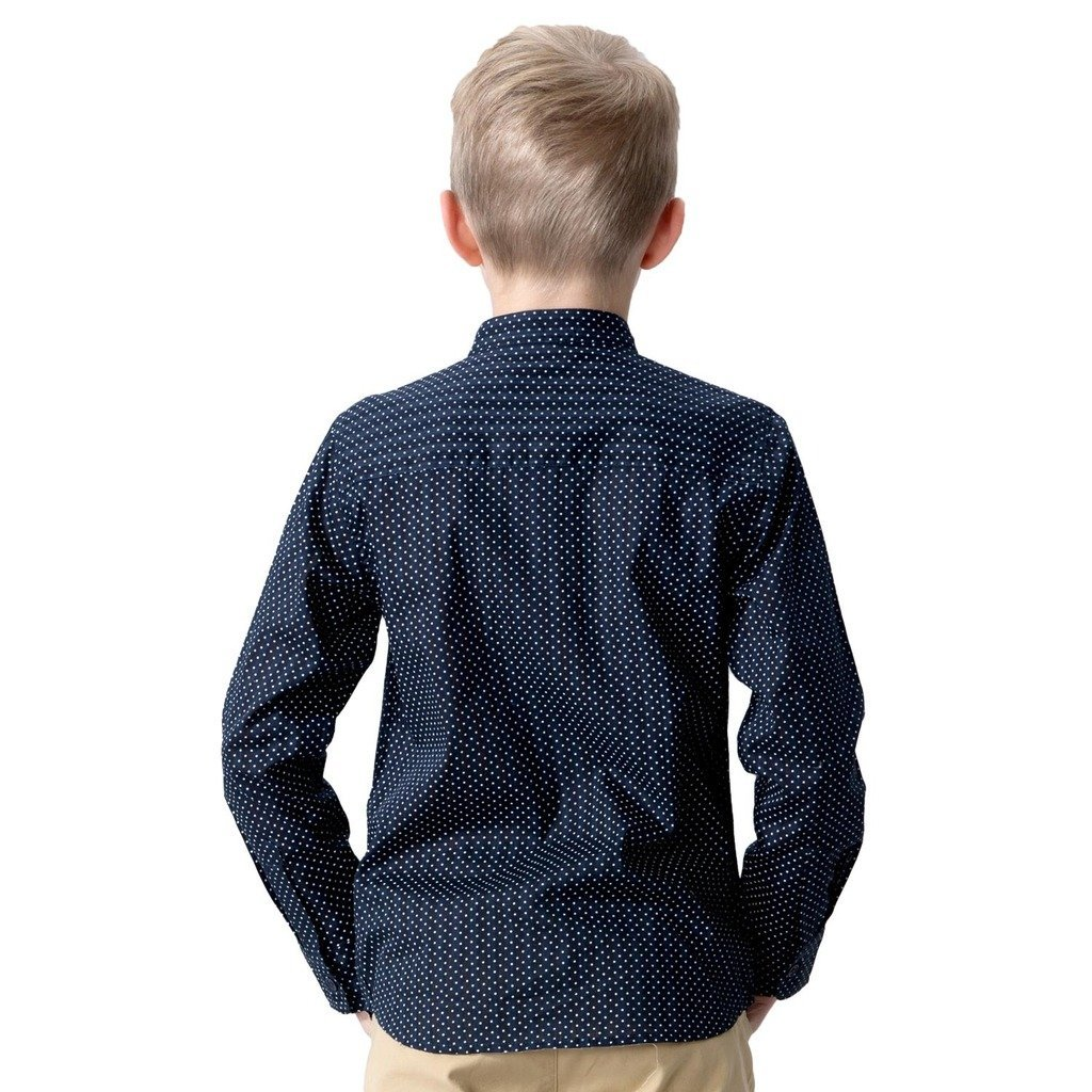 Leo&Lily Big Boys' LLB263-6-Navy, Navy, 6 by Leo&Lily (Image #2)