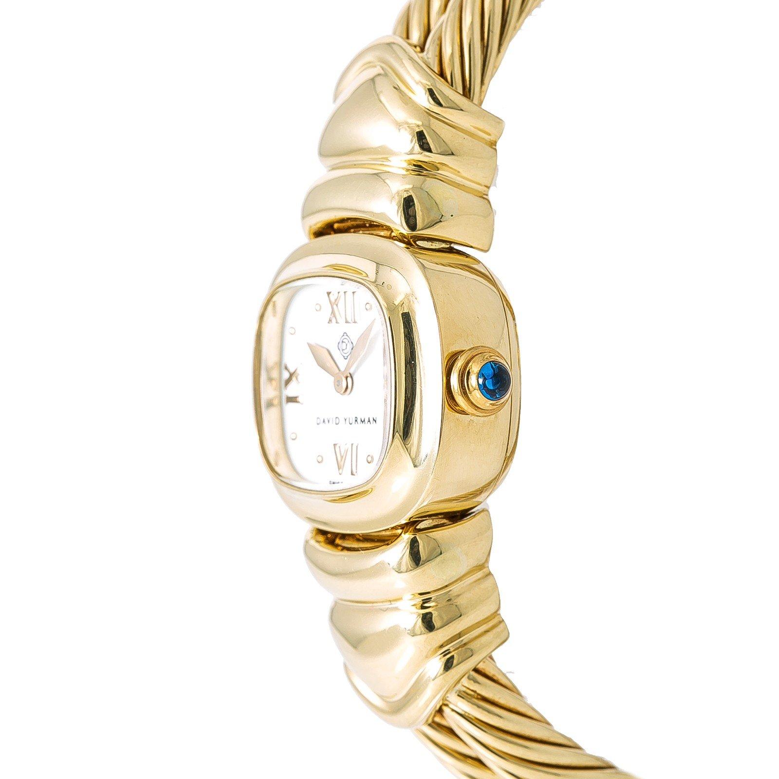 David Yurman Bangle Watch quartz womens Watch T-3833 (Certified Pre-owned) by David Yurman (Image #3)