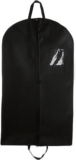 Amazon.com: Bolsas para menos traje negro y vestido de viaje ...