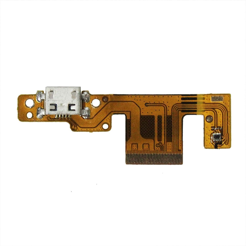 GinTai USB Charging Port Flex Cable Replacement for Lenovo Yoga Tab 2 10.1 B8080 Yoga 10 B8080-F