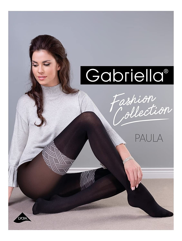 GABRIELLA Luxury Fishnet Tights With Lycra