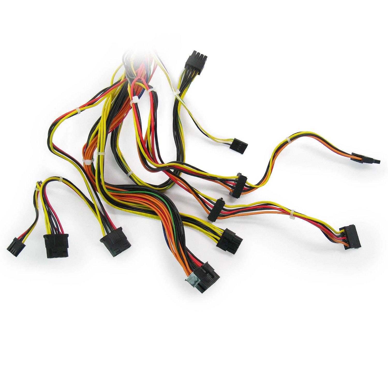 FSP Group Mini ITX Solution / Flex ATX 80 Plus Platinum 500W PMBus V1.2 High Efficiency Power Supply (FSP500-50FSPT) by FSP (Image #5)