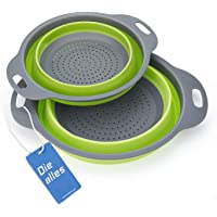 Colander Food Strainers for Kitchen Accessories Gadgets Set