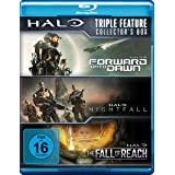 HALO - Triple Feature Collector's Box  [Blu-ray]