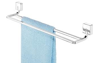 Tiger Toilet Accessoires : Tiger impuls handtuchhalter doppelt cm edelstahl