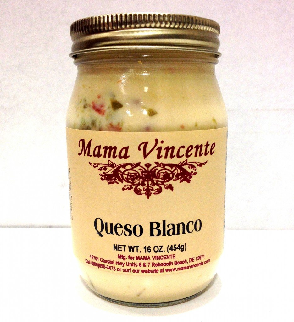 Mama Vincente Queso Blanco - (2 Pack of 12 Oz. Bottles)