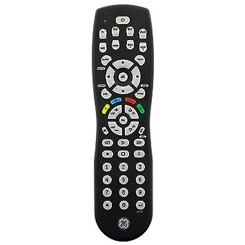 Amazoncom Ge 8 Device Universal Remote Ergonomic Design Works