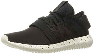 separation shoes 4a6e9 bd280 adidas Originals Women s Tubular Viral W Running Shoe, Black Core White, ...
