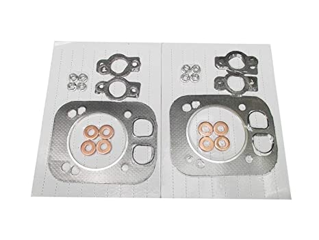 Amazon com: New 2 Sets of Head Gasket Kit For Kohler CH25