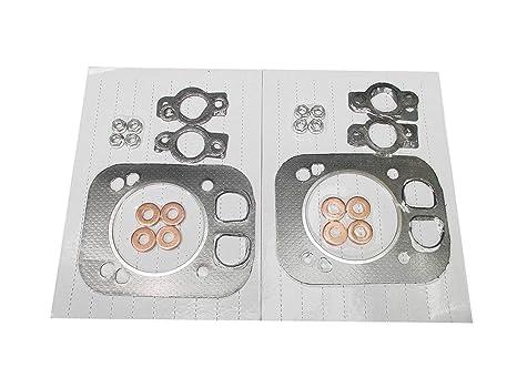 Amazon com: 2x Head Gasket Kit For Kohler CH25, CH730, CH740, 24-841