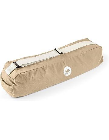 Lotuscrafts Sac de Yoga PUNE en Coton Bio - Équitable   Écologique - Sac  Tapis Yoga d41370c7a59