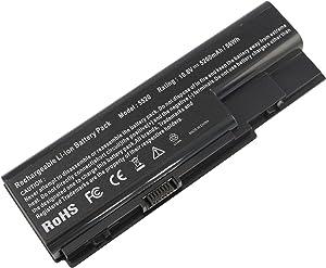 Futurebatt AS07B31 AS07B41 AS07B51 AS07B61 AS07B71 AS07B42 Laptop Battery For Gateway MD7818u, Acer Extensa 7230, 7630, 7630G; TravelMate 7330, 7530, 7530G; eMACHINE E510, E520, G420, G520, G620, G720