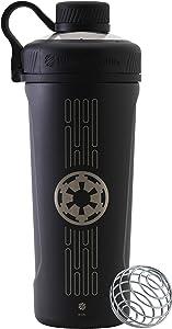 BlenderBottle C04283 Star Wars Radian Stainless Steel Shaker Bottle, 26oz, Empire Icon